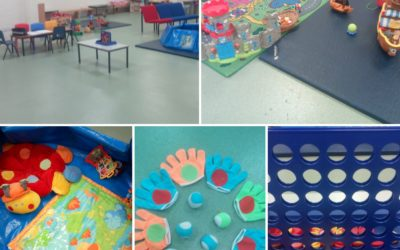 Changes to our family and play activities at Lowedges Community Centre
